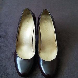 Women Burgundy shoes